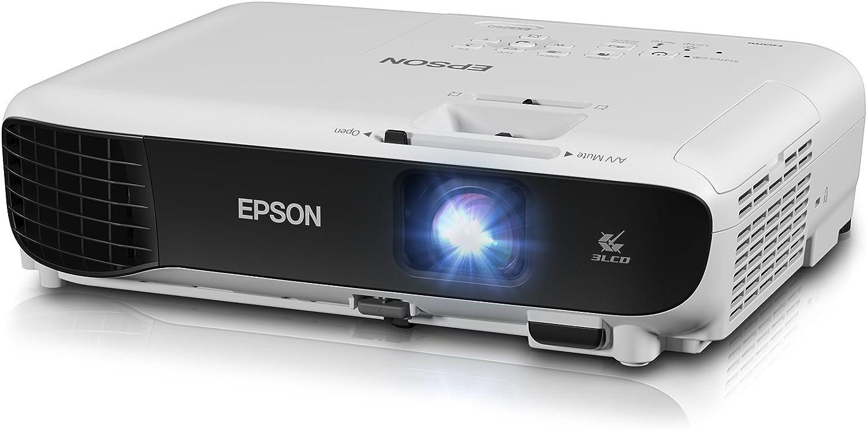 Amazon.com: Epson EX3260 SVGA 3,300 lumens Color Brightness (Color ...