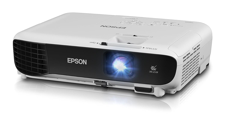 7818d22e692379 Amazon.com: Epson EX3260 SVGA 3,300 lumens Color Brightness (Color Light  Output) 3,300 lumens White Brightness (White Light Output) HDMI 3LCD  Projector: ...