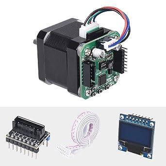 BIGTREETECH S42B V1.0 Placa de control de circuito cerrado 42 ...