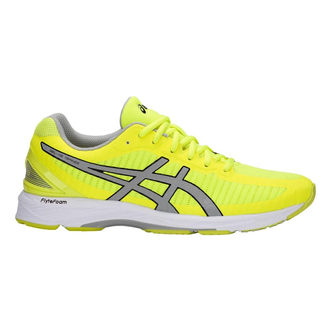 ASICS Mens Gel-DS Trainer 23 B071F87WQN 10.5 D(M) US|Safety Yellow/Mid Grey/White