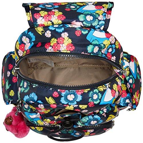 55411ed063d Kipling Alice in Wonderland Tea Rose Backpack - Alice-in-Wonderland ...