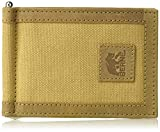 Berne Workwear Money Clip Canvas Accessory