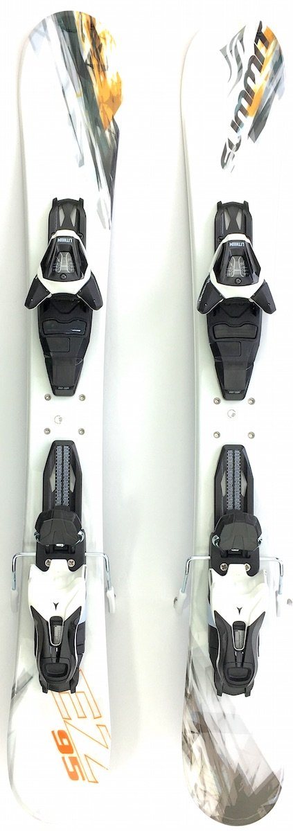 Amazon Com Used Ski Boots >> Best Snow Blades 2019 (Top 5 Rated and Buyer's Guide)