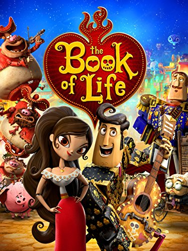 The Book of Life (2014) (Movie)