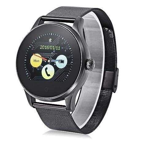 IHCIAIX Reloj Inteligente Smart Watch IPS Soporte de Pantalla ...