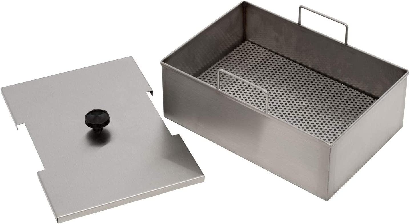TEC Fryer/Steamer Accessory for Sterling and Patio Series Grills (FRYST)