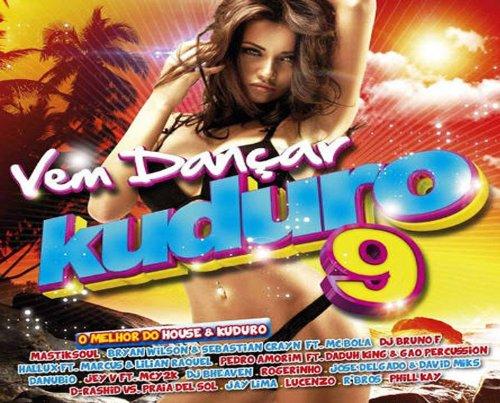 Vem Dancar Kuduro 9 [CD] 2013 (Mc Bola)