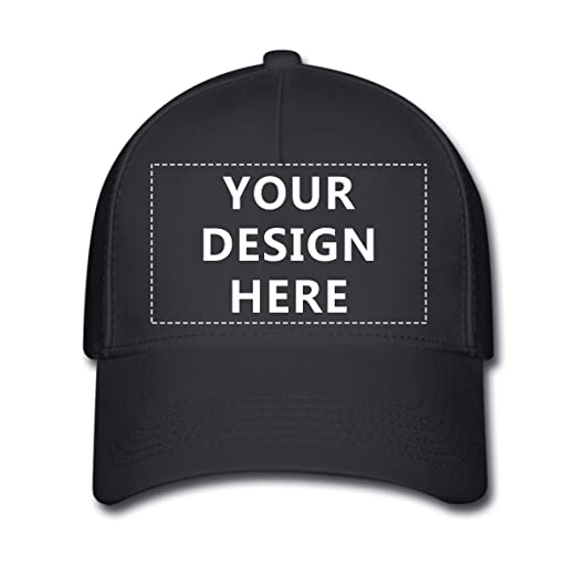 fc25bf5e0f6 Customize Baseball Cap Design Your Own Personalized Photo Text Print ...