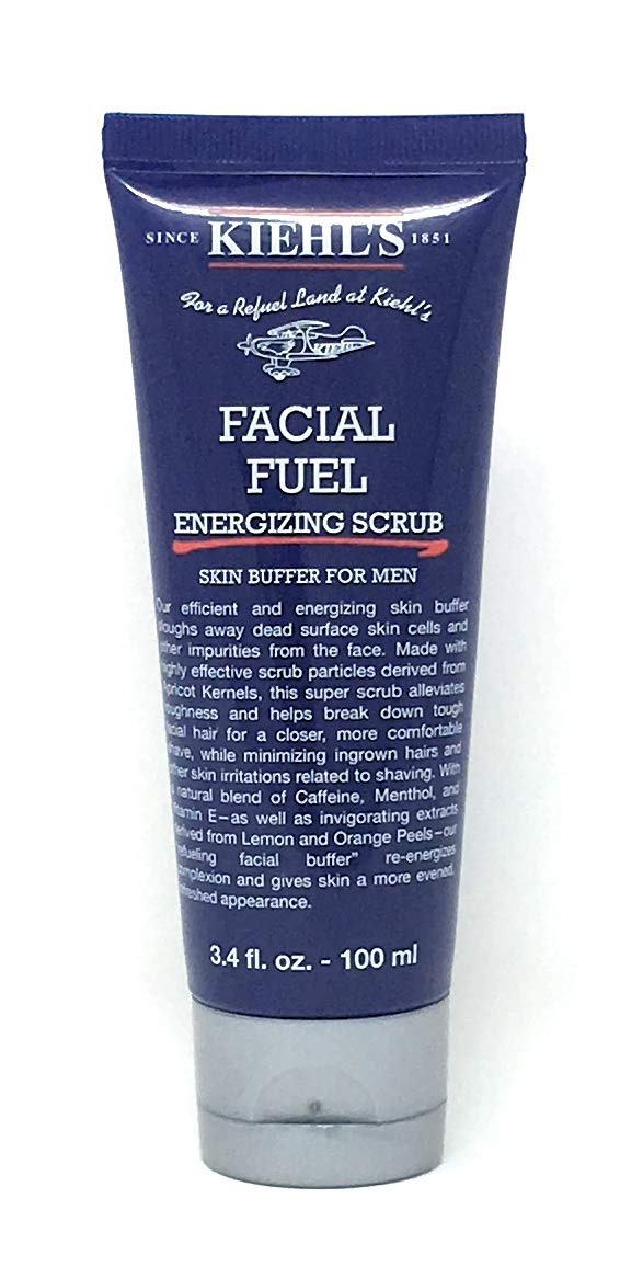 Kiehl's - Facial Fuel Energizing Scrub (3.4 oz.) 1 pcs sku# 1896570MA