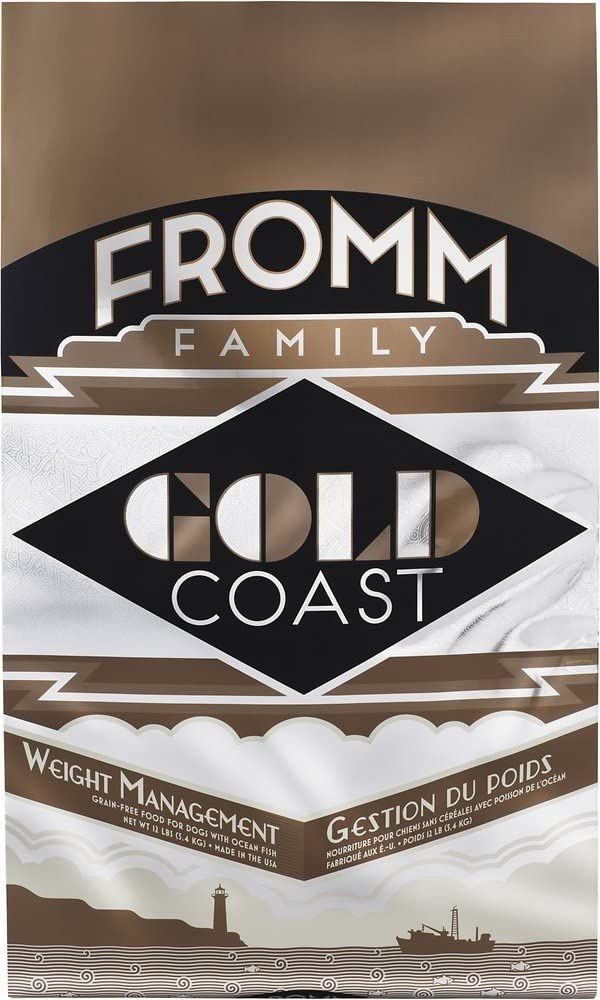 Fromm Gold Coast Weight Management 12 Pounds