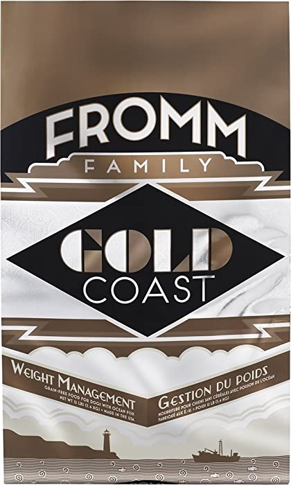 The Best Fromm Gold Dog Food Weight
