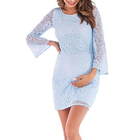 Strir Vestido De Noche De Mujeres Embarazadas Vestido De