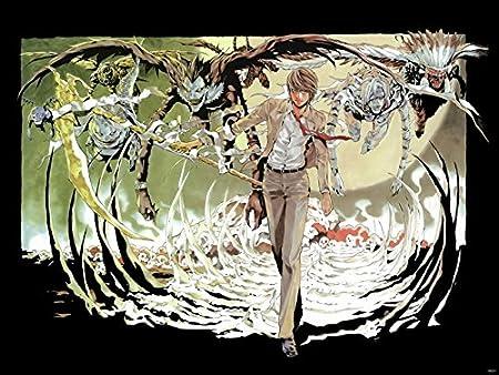 Amazon Com Sv6031 Death Note Light Yagami Awesome Anime