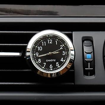 Txian Quartz Car Clock Air Vent Classic Car Analog Quartz Clock
