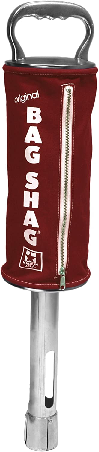 Original Shag Bag Practice and Range Golf Ball Shagger Made in the USA