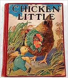 Chicken Little: A Beginning Reader Play
