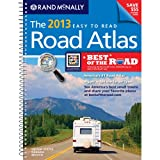 Rand Mcnally Road Atlas, Rand McNally and Company, 0528006339