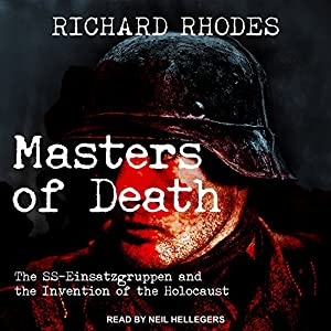 Masters of Death Audiobook