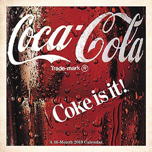 Coca Cola Wall Calendar (2019)