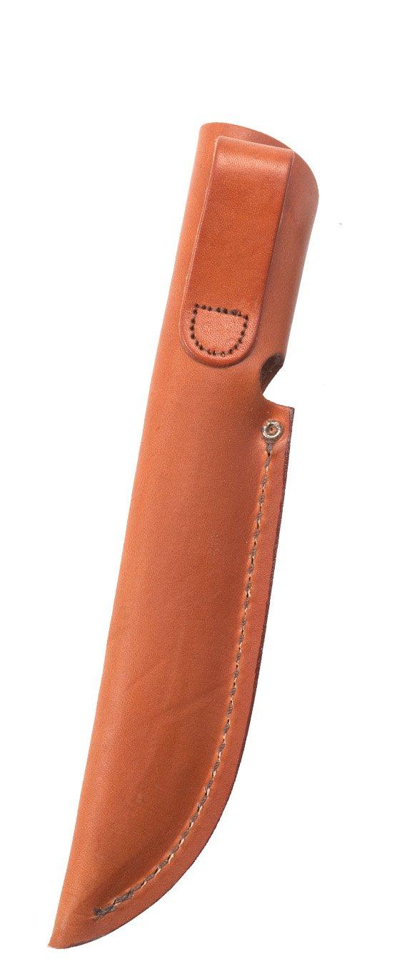 Case Medium Leather Hunter Knife by Case (Image #3)