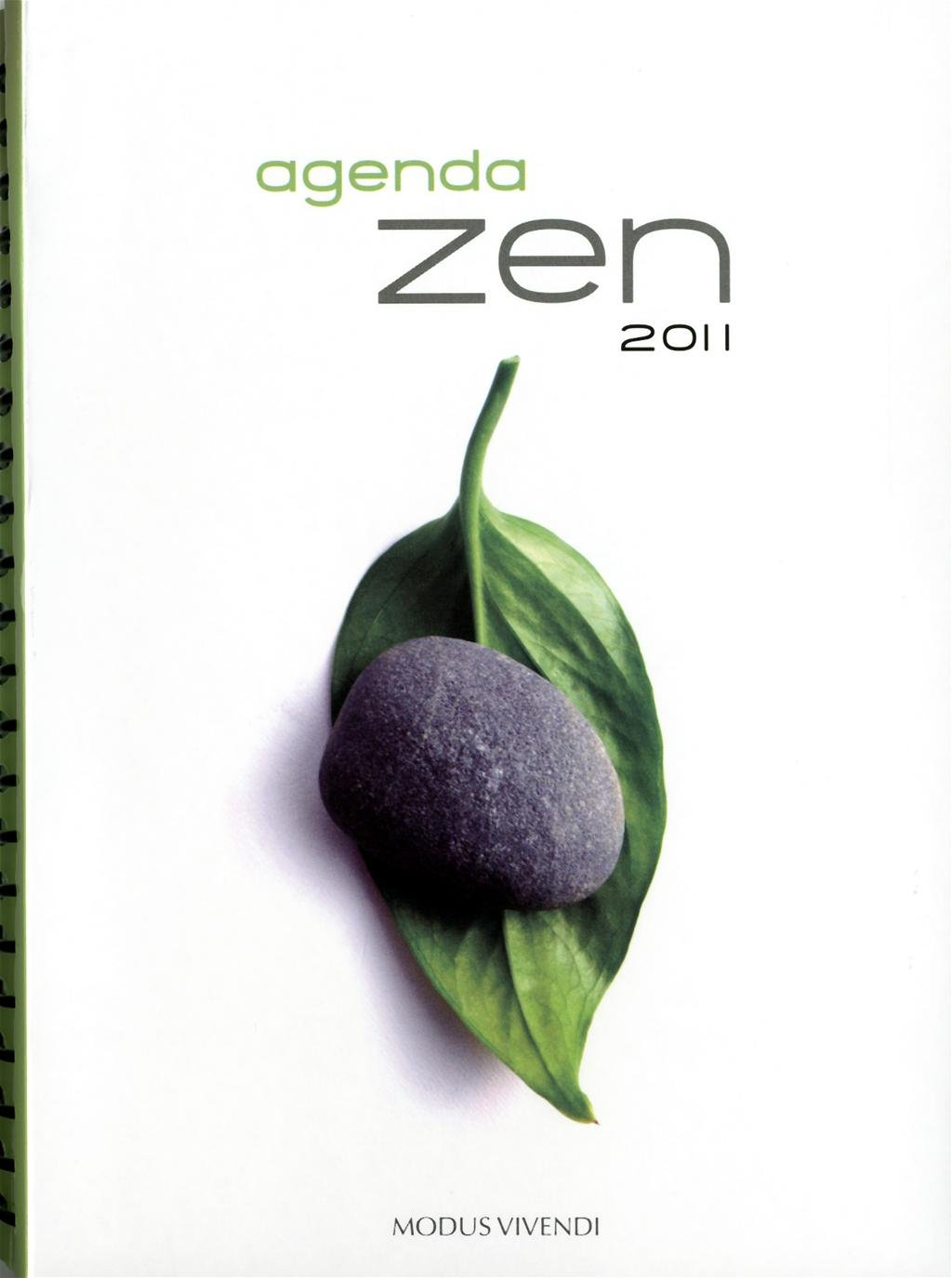 Agenda Zen 2011: Amazon.es: Libros en idiomas extranjeros