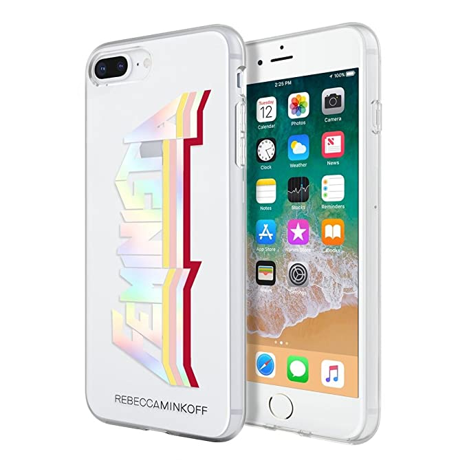 c0492083e Image Unavailable. Image not available for. Color: Rebecca Minkoff Case for iPhone  8 Plus & iPhone ...