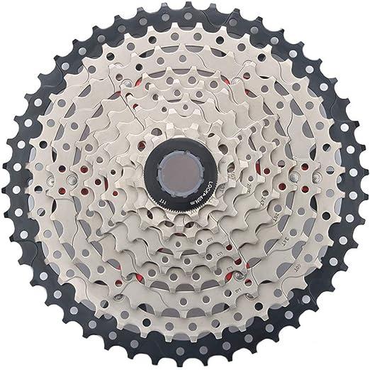 HYLH 11-46T Bicicletas de montaña de una Sola Velocidad MTB Gran ...