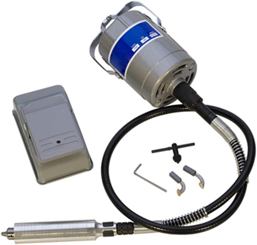Flexible Shaft Machine 22,000 RPM 110V 60Hz 1 4HP Jewelry Making Sanding Cleaning Sanding Drilling Polishing Tool