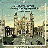 Johann Michael Haydn: Complete Wind Concertos Vol. 2