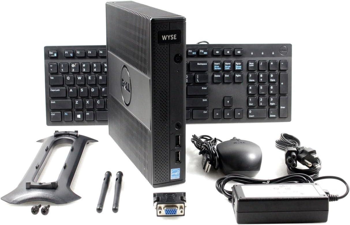 Dell Wyse Zx0Q 7020 AMD GX-420CA 2.0 GHz 64GB SSD 8GB DDR3 SDRAM Radeon HD Graphics Gigabit Ethernet RJ-45 WIE10 Thin Client 8WF82-SP-A70
