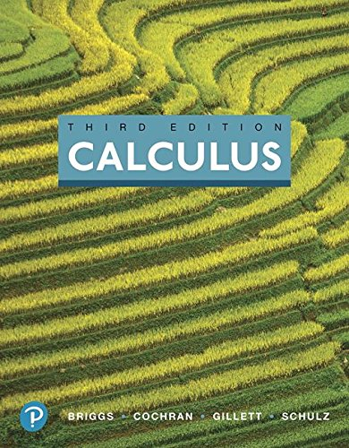 Calculus (3rd Edition)