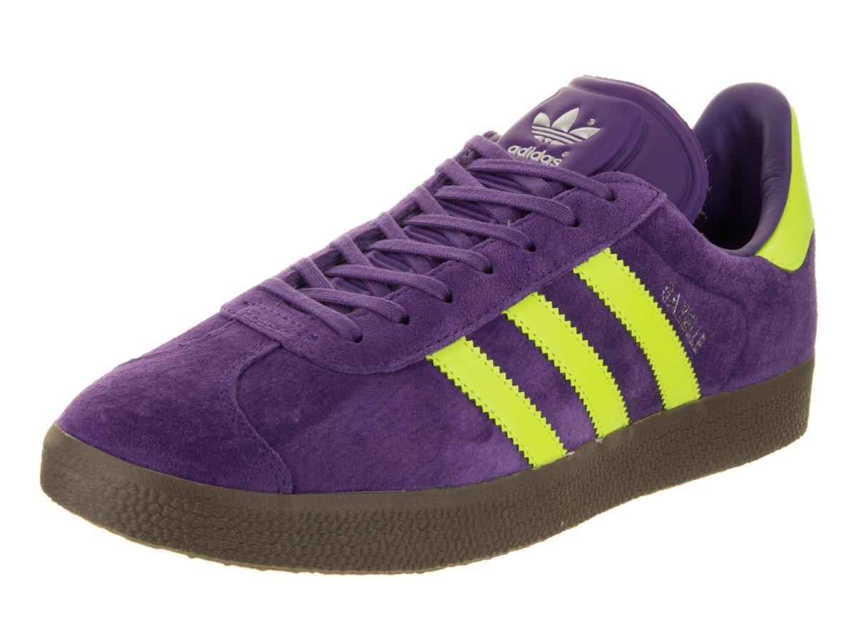 adidas Men's Gazelle Casual Sneakers B06ZY3XXL7 11 D(M) US Purple