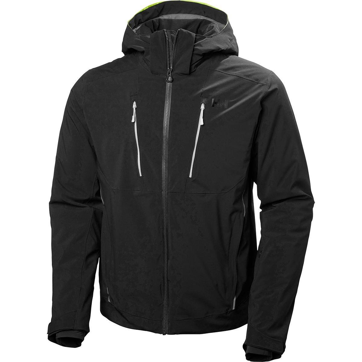 (ヘリーハンセン) Helly Hansen Alpha 3.0 Jacket メンズ ジャケットBlack [並行輸入品] B07674ZMZF  Black 日本サイズ M (US S)
