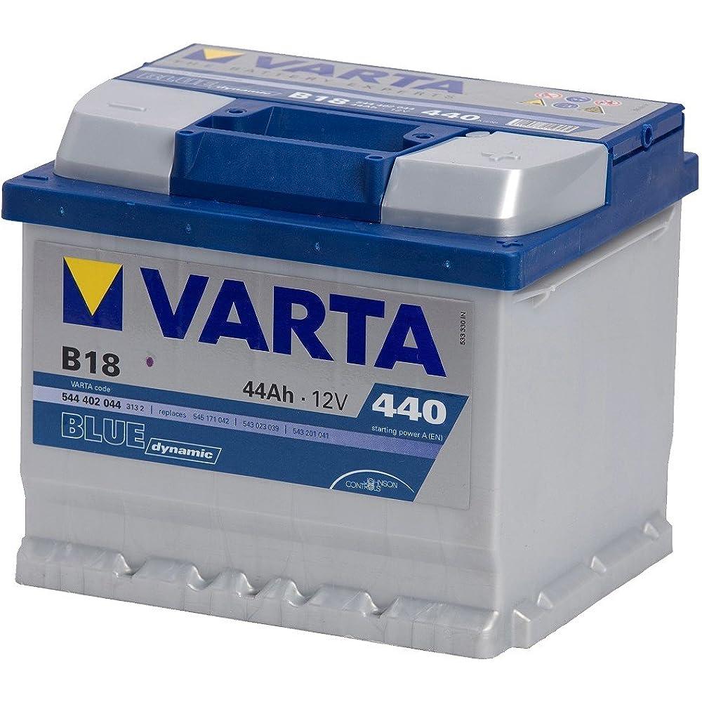 Eine gute Autobatterie finden Sie bei dem Hersteller Varta.