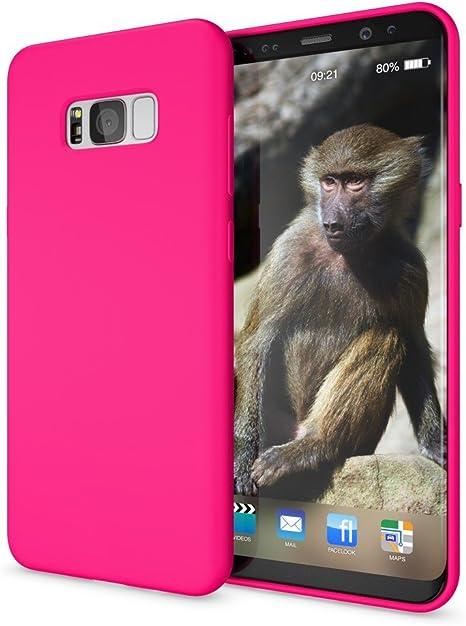 Nalia Handyhülle Kompatibel Mit Samsung Galaxy S8 Plus Elektronik
