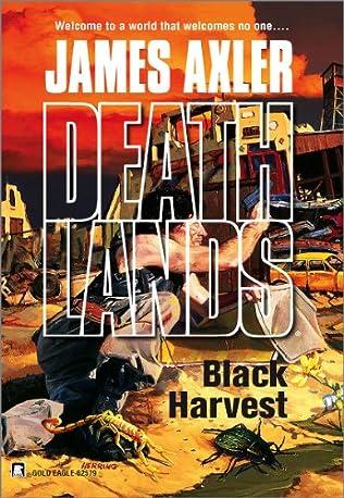 book cover of Black Harvest
