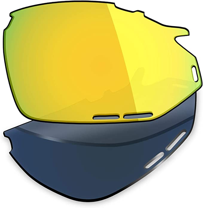 Fuse Lenses Polarized Replacement Lenses for Rudy Project Suncreek