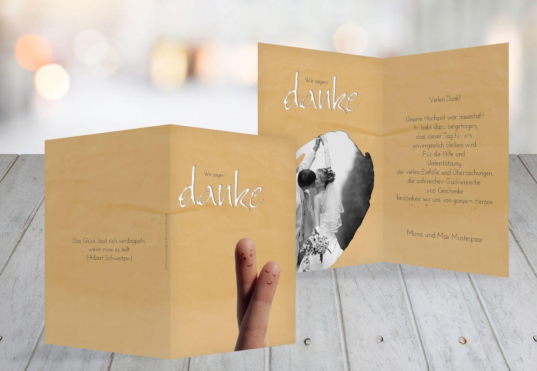 Kartenparadies Danksagung für Hochzeitsgeschenke Hochzeit Dankeskarte Fingerpaar, hochwertige Danksagungskarte Hochzeitsglückwünsche inklusive Umschläge   10 Karten - (Format  105x148 mm) Farbe  PastellHellRot B01NAVML39 | Neuheit Spie