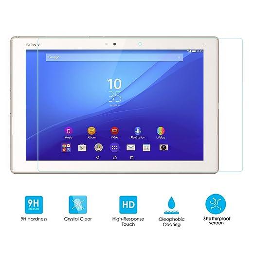 3 opinioni per Alienwork Pellicola protettiva per Sony Xperia Z4 Tablet vetro temperato 0,26 mm