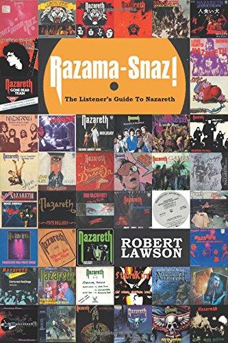 Read Online Razama-Snaz!: The Listener's Guide To Nazareth PDF