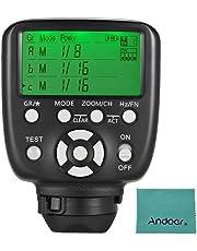 Yongnuo YN560–TX II manual Flash Trigger LCD de übermittler para Nikon DSLR Cámara a YN560III/yn560iv/yn660/yn968N/yn860li Speedlite de receptor RF de 602/RF603/RF603II/rf605