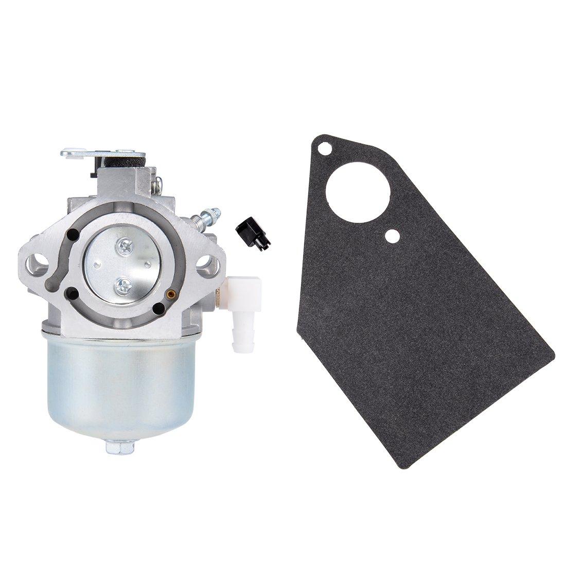 uxcell/® 12-853-57-S Carburetor Replaces fits Kohler 12-853-82-S 12-853-139S for CV12.5 CV13S CV14S CV15S Engine Carb with Gasket