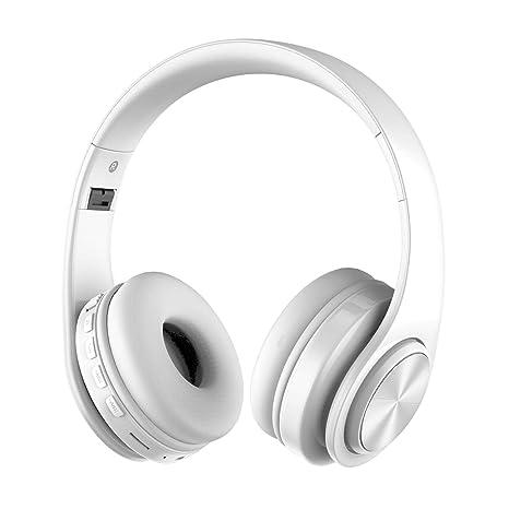 e4a03d1388926a Alitoo Cuffie Bluetooth Over-Ear, Senza Fili Headphone Pieghevole  Auricolari Wireless Audio Stereo con