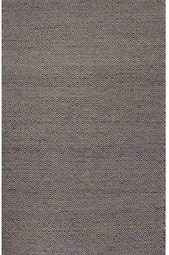 Jaipur Living Wales Natural Geometric Gray/White Area Rug 8'10″X11'9″