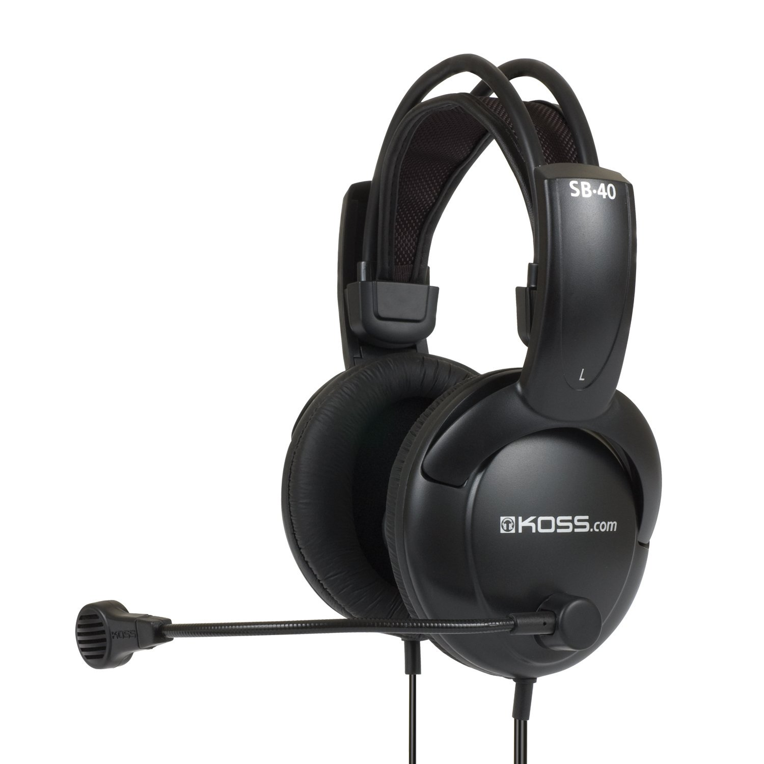 Auriculares Koss SB40 Stereophone W/Dynamic Mic