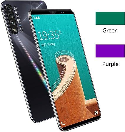 Smartphones, Sistema Operativo Android 9.1 Pantalla del Sistema 6.1 En TeléFonos Inteligentes Sim Gratis Smartphone Desbloqueado ResolucióN 2230 * 1080 Black: Amazon.es: Electrónica