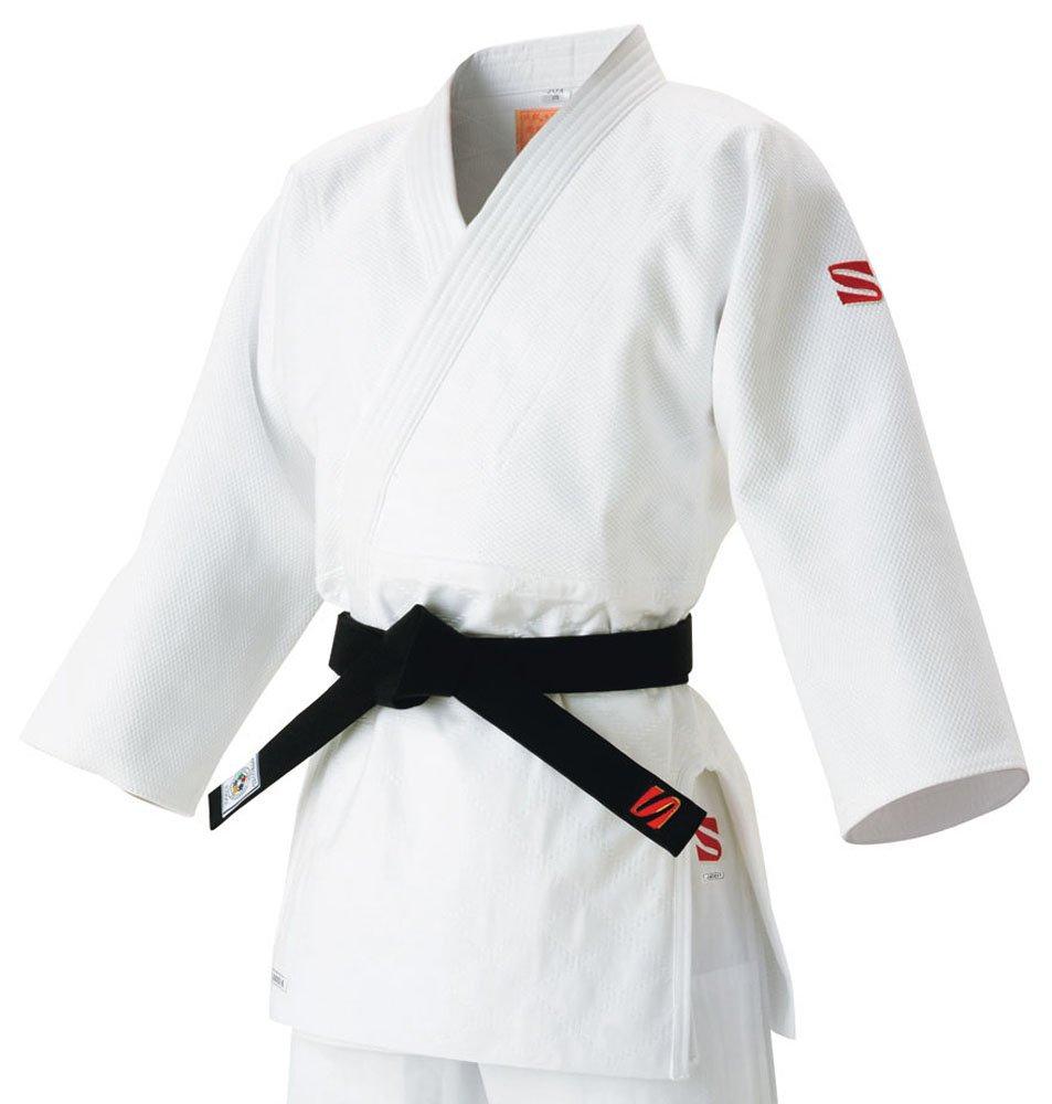 九桜 JOA 上級者試合用 上衣のみ 4.5Yサイズ JOAC4.5Y ホワイト 4.5Y号