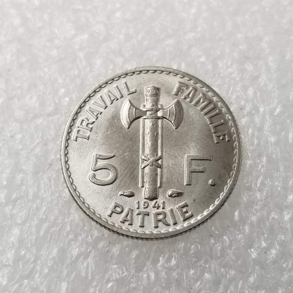 Francia,Antigüedades,Monedas Conmemorativas,20 Francos,5 Francos ...