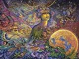 Buffalo Games - Josephine Wall - Titania  - Glitter Edition - 1000 Piece Jigsaw Puzzle