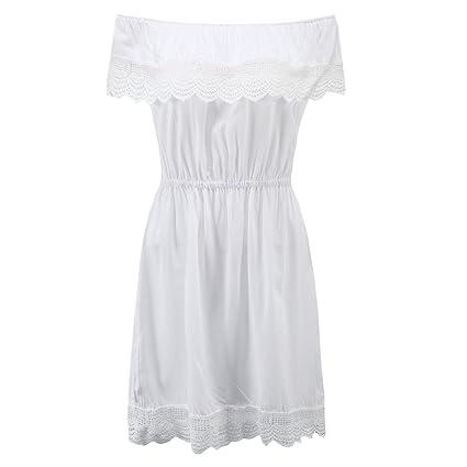 White Cocktail Dresses Plus Size Summer Beach